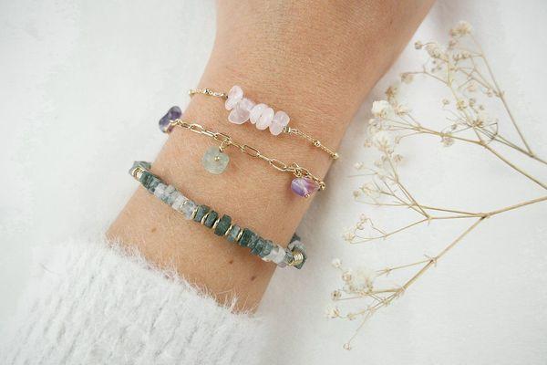 Les bracelets Onaori, des bijoux solidaires faits main par Lucie et Cécile Jung