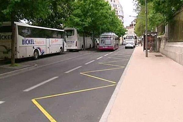 L'appel à la grève du jeudi 9 avril devrait impacter le réseau de transports en commun dijonnais de façon marginale.