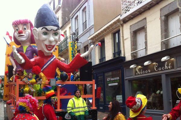 Le clown : un des thèmes traditionnels du Carnaval