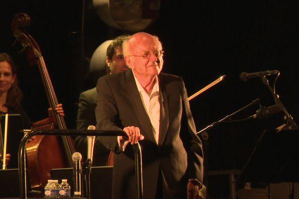 Vladimir Cosma a proposé un premier concert plein de charme et d'élégance.