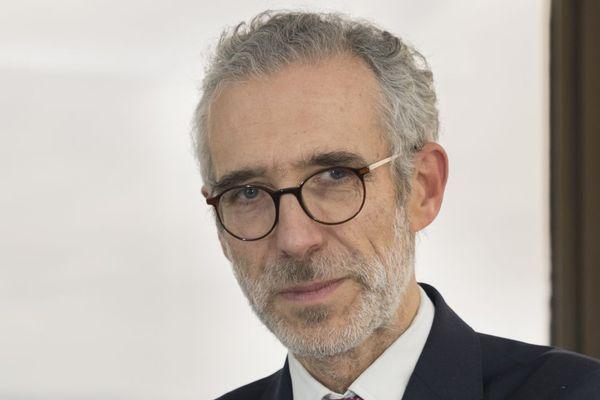 Henri Prévost, préfet de l'Yonne