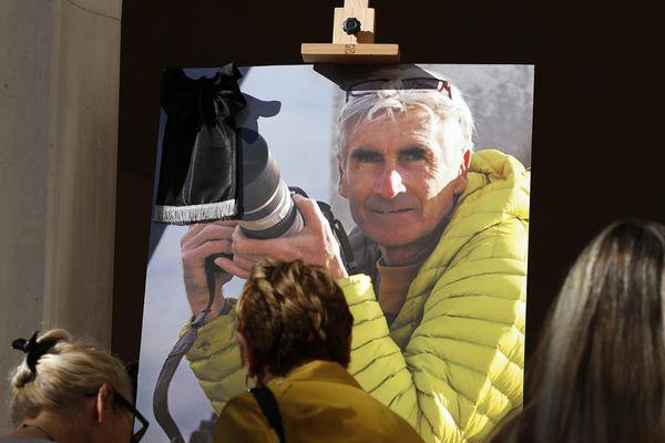 Guide de haute montagne, Hervé Gourdel, 55 ans, parti explorer les pentes du Djurdjura en Algérie en septembre 2014.