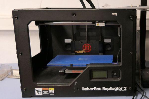La machine 3D est utile pour de nombreux projets.