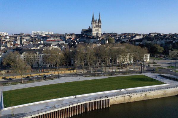 Esplanade Jacques Coeur, Angers