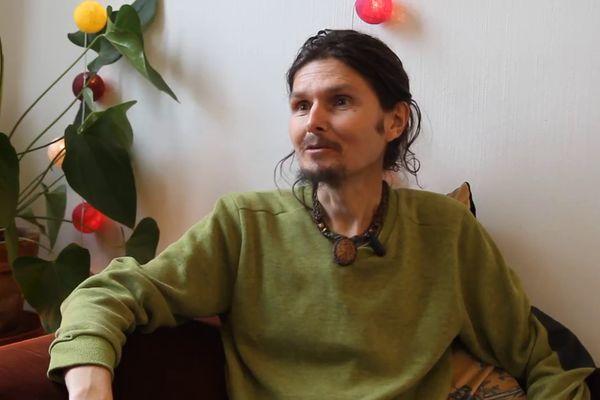 Le vidéaste catalan Thierry Casasnovas, qui prodigue des formations et des conseils santé, en 2013.