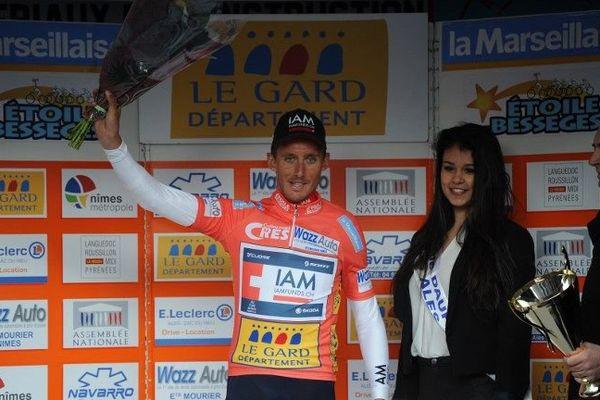 Le Français Jérôme Coppel (IAM) a remporté dimanche 7 février 2016 la 46e Etoile de Bessèges, grâce à sa victoire dans la 5e et dernière étape, un contre-la-montre individuel disputé sur 11,9 km dans les rues d'Alès (Gard).