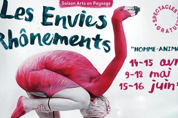 Les Envies Rhônements : une programmation à la croisée des arts, de la culture et de l'environnement