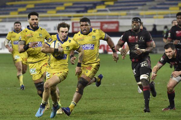 Lors du match de l'ASM Clermont Auvergne face au LOU Rugby le 5 février, Jean-Pascal Barraque a inscrit un essai.