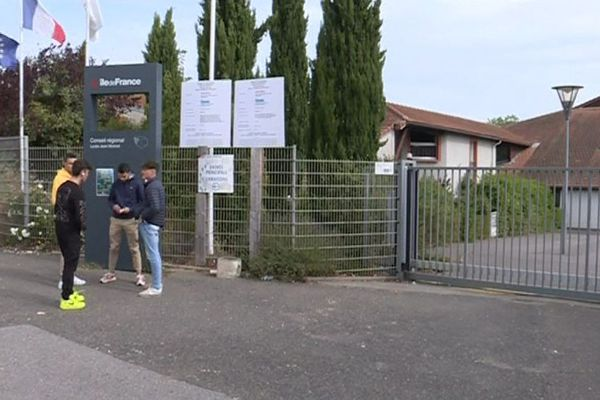 154 lycéens sont concernés dans les Yvelines.