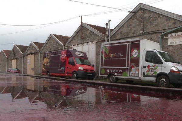 Avec un couvre-feu à 18h, plusieurs food-trucks sont à l'arrêt en Haute-Vienne