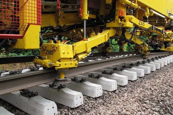 Le chantier de renouvellement des voies ferrées entre Nantes Malakoff et Rezé Pont-Rousseau va durer du 21 mars à la mi-novembre 2016