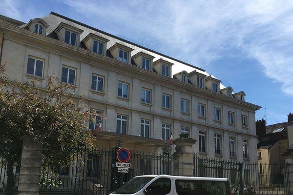L'activité reprend peu à peu au palais de justice de Troyes.