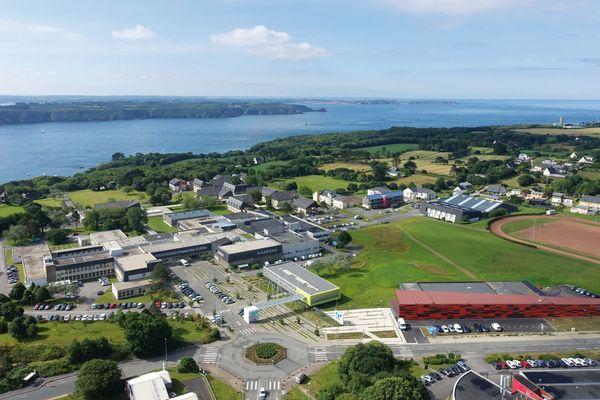 Le campus de L'école d'ingénieurs IMT Atlantique de Plouzané repasse en distanciel suite à un cluster.