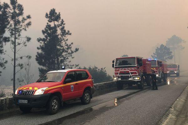 Les pompiers ont réussi à protéger le village de Sari et le hameau de Togna, menacés par les flammes dans la nuit de mardi à mercredi. Ce mercredi, des Canadairs sont attendus en renfort.