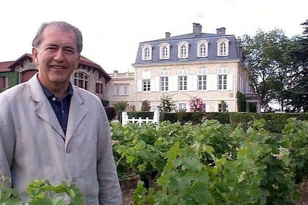 Alfred Tesseront du château Pontet-Canet