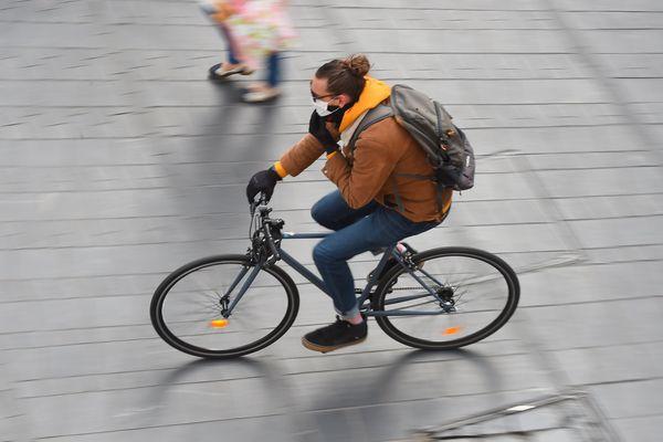 Les Centrais ont profité du déconfinement pour ressortir leurs vieux vélos