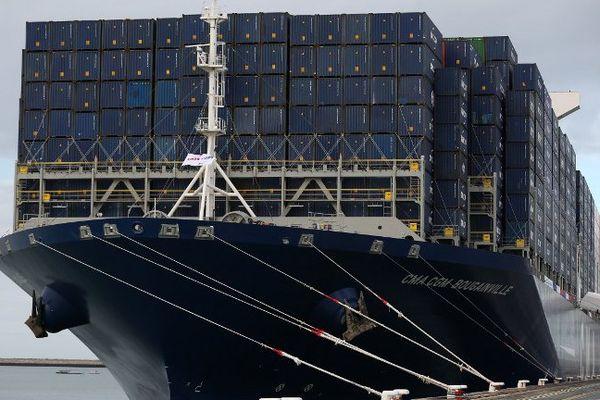 Le Bougainville, navire amiral de la marine marchande française