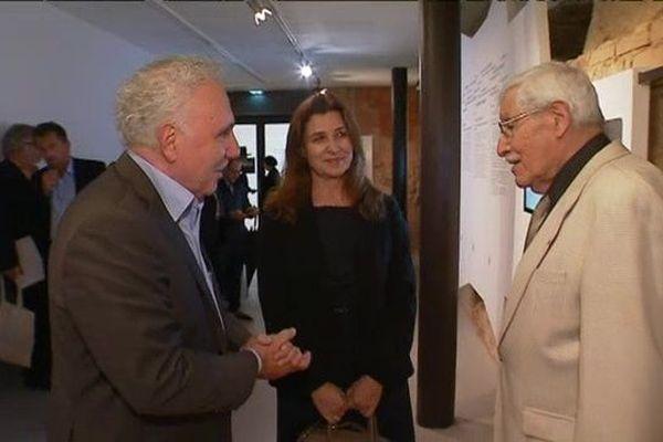 L'ambassadrice d'Israël en France a visité le camp des Milles, hier soir, et évoqué la montée de l'antisémitisme en Europe