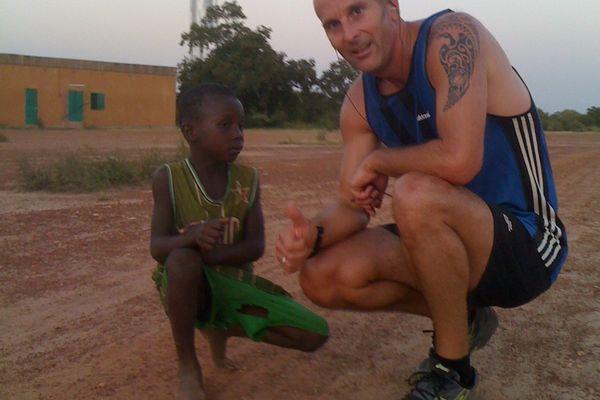 Damien Boiteux, soldat français tué au Mali en janvier 2013. Il avait grandi au Russey.