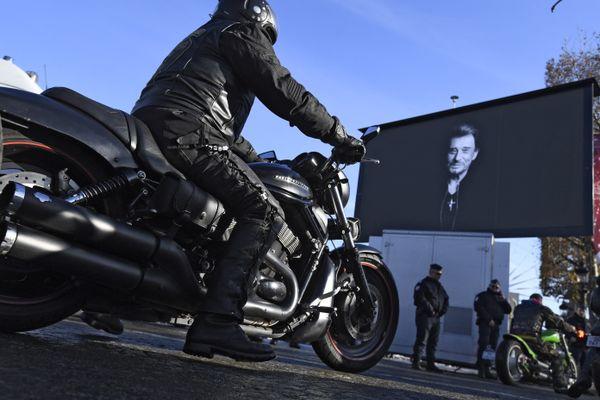 Une sculpture à l'effigie de Johnny Hallyday a été validée ce mercredi par le Conseil de Paris
