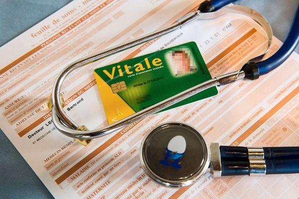 La Caisse primaire d'assurance maladie du Puy-de-Dôme a subi un préjudice de plus d'1 million 850 euros en 2018.