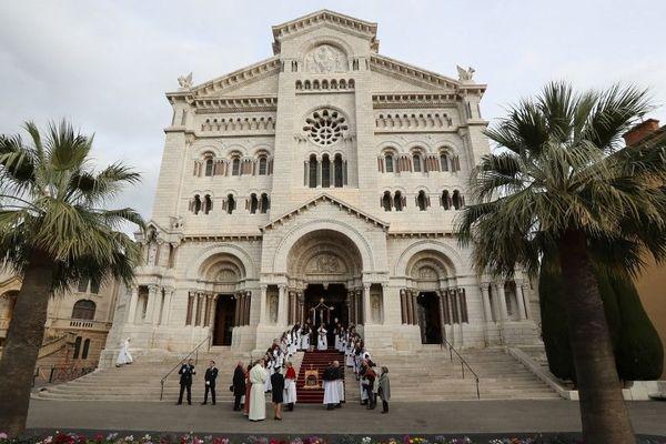Plus de mariage célébrés à  la cathédrale de Monaco en 2019 !