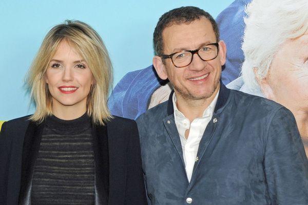 Dany Boon et sa compagne Laurence Arné en 2018
