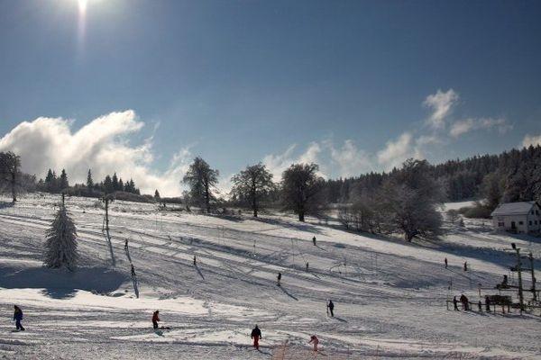 Station de ski Champ du feu