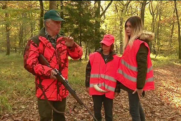 Un dimanche à la chasse dans le Territoire-de-Belfort