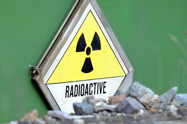 """L'inscription """"radioactivité"""" figurait sur le bidon retrouvé à Cherrueix"""