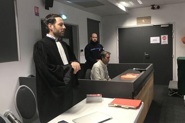 Christophe Blind est jugé devant la cour d'assises du Territoire de Belfort pour l'assassinat de Stéphane Dieterich, en 1994.
