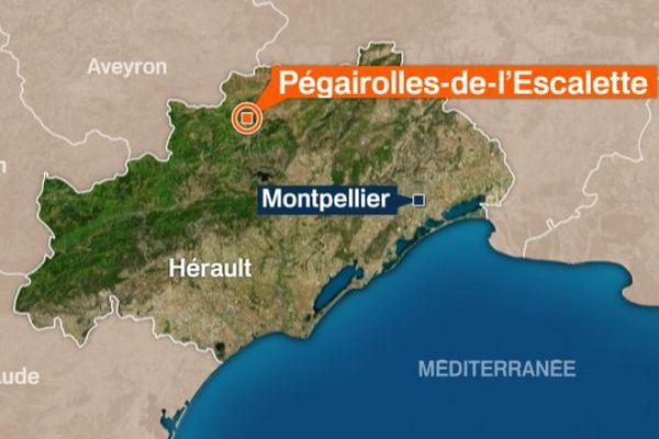 Pégairolles-de-l'Escalette (Hérault)