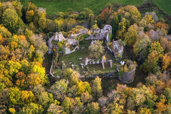 Le château de Morimont.