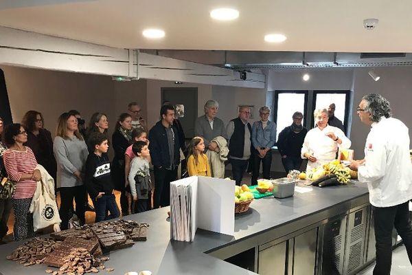 Lyon : la Cité de la Gastronomie a ouvert ses portes ce samedi 19 octobre