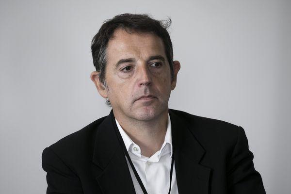 Analyste politique à l''Ifop, Jérôme Fourquet était l'invité de l'Espace ADA du domaine de l'Asnée à Villers-les-Nancy.