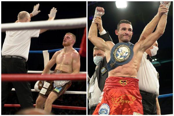 Le boxeur normand Maxime Beaussire a perdu par KO contre l'Italien Matteo Signani, qui conserve donc son titre de champion d'Europe des poids moyens.