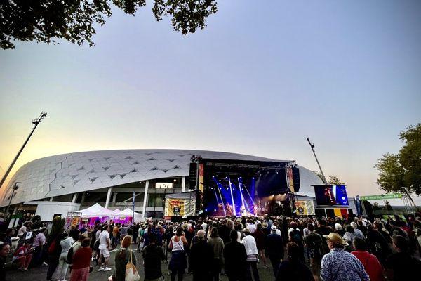 Le festival a rassemblé 8 000 personnes en 4 jours selon les organisateurs.