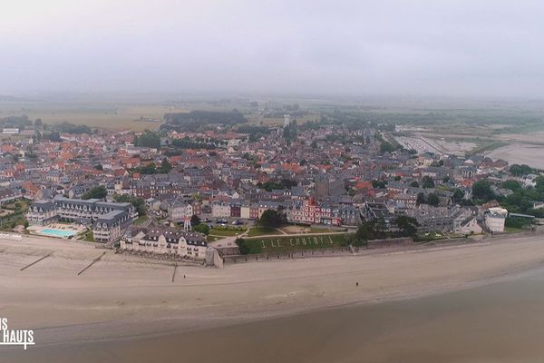 Le Crotoy en Baie de Somme