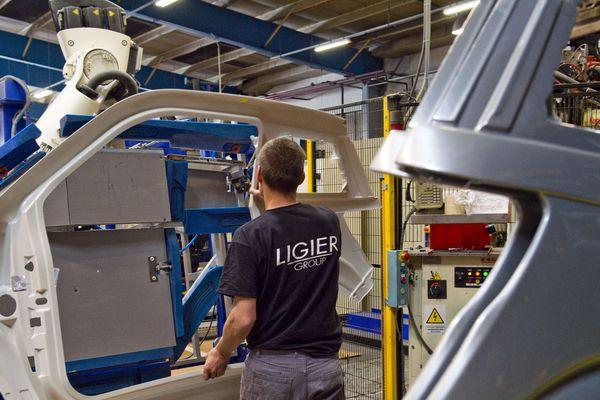 Sur le bassin de Vichy dans l'Allier, une offre d'emploi sur cinq concerne l'industrie. Mais peu sont intéressés par ce secteur. L'entreprise Ligier de voitures sans permis, peine aussi à recruter.