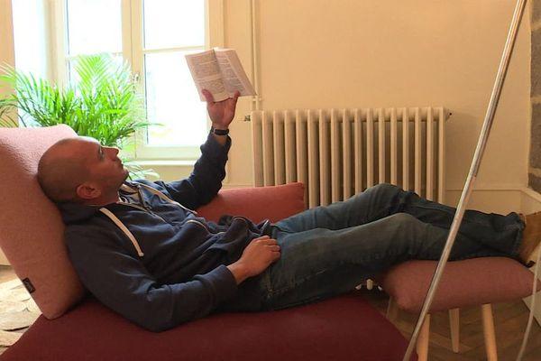 A Clermont-Ferrand, deux habitantes ont ouvert un lieu pour se reposer pendant la pause déjeuner.