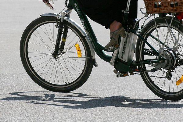 300 vélos électrique seront proposés à la location par le Grand Besançon et le délégataire Keolis