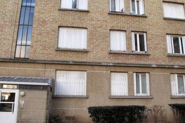 Square de l'Avre à  Boulogne-Billancourt