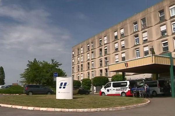 L'hôpital de Châteaudun