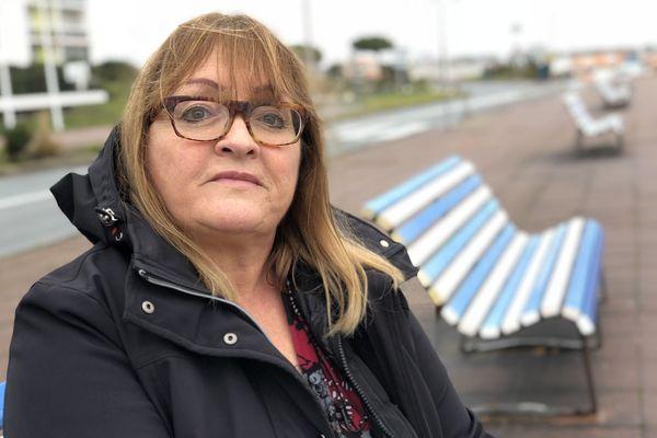 Martine a lancé une pétition sur internet pour lutter contre les mesures anti-sdf qu'elle juge indigne