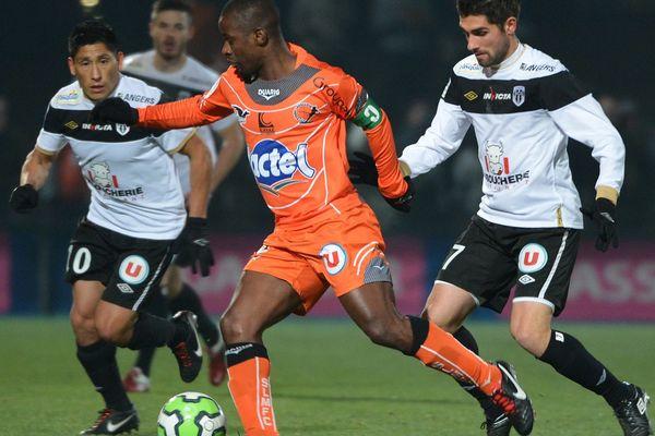 C'était le 11 décembre dernier, la rencontre Laval Angers