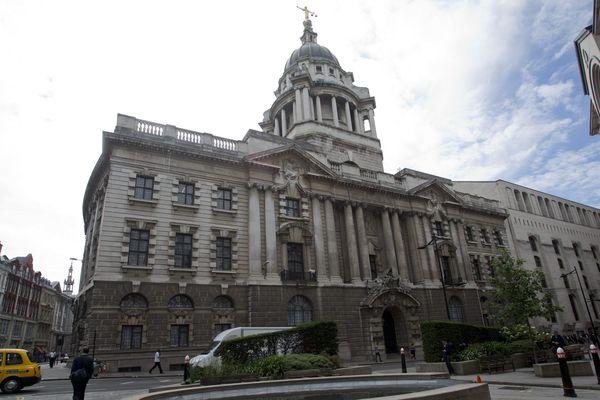 Le tribunal d'Old Bailey, où se tient le procès à Londres. (Illustration).
