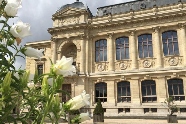Le Muséum national d'histoire naturelle, à Paris.