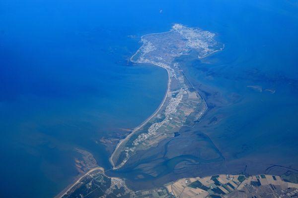 L'ile de Noirmoutier en Vendée