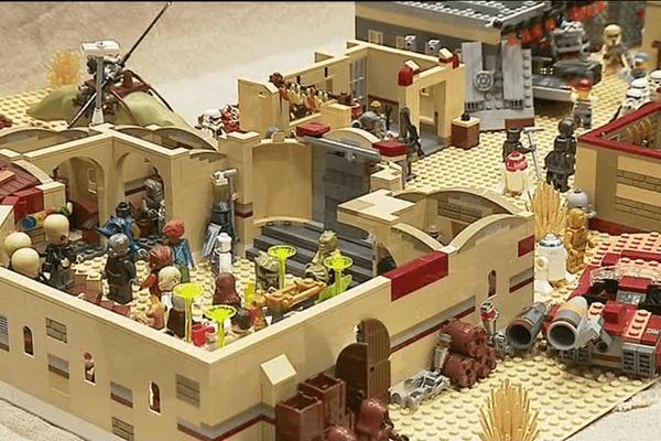 Les fans des petites briques se sont retrouvés à Plérin