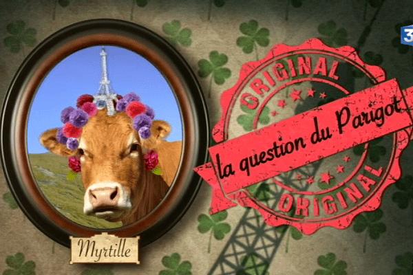 Des questions autour du salon et plus largement de l'agriculture ? C'est la question du Parigot...